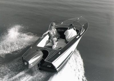 "Motorboot ""Sprint"" 4,70m 1961"