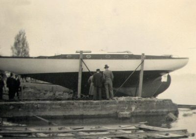 100qm-Seefahrtskreuzer 1929