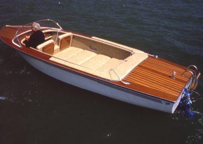 Elektroboot 600-2000W 1988