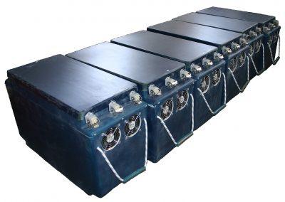Lithiumbatteriesatz 60kWh
