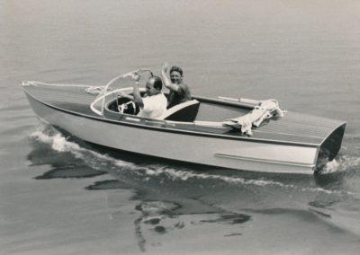 Elektroboot 1957