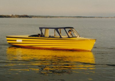 Solar-Versuchsboot