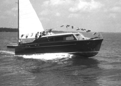 8m-Motorkreuzer 1956
