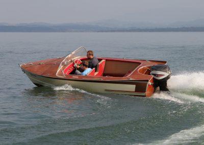 "Motorboot ""Trixi-Sport"" 5,30m 1961"