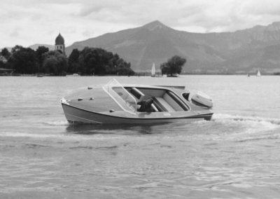 "Motorboot ""Trixi-Sport"" 5,30m 1965"